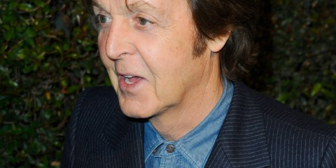 "Video Premiere Of ""My Valentine"" Hosted By Paul McCartney And Stella McCartney"