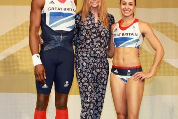 Stella McCartney With Olympic Athletes