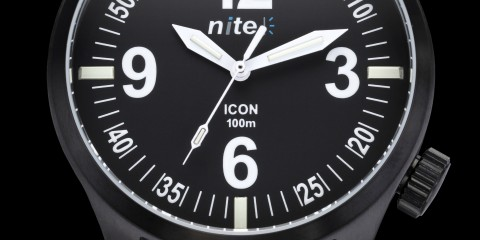 ICON IC2 day black