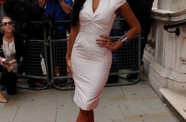 Nicole Scherzinger At X Factor Press Launch