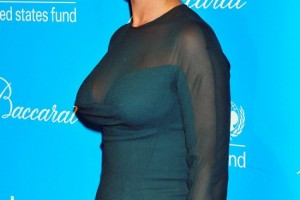 Charitable Celbs Attend Unicef Snowflake Ball