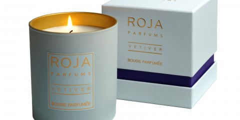 Roja Vetiver Candle