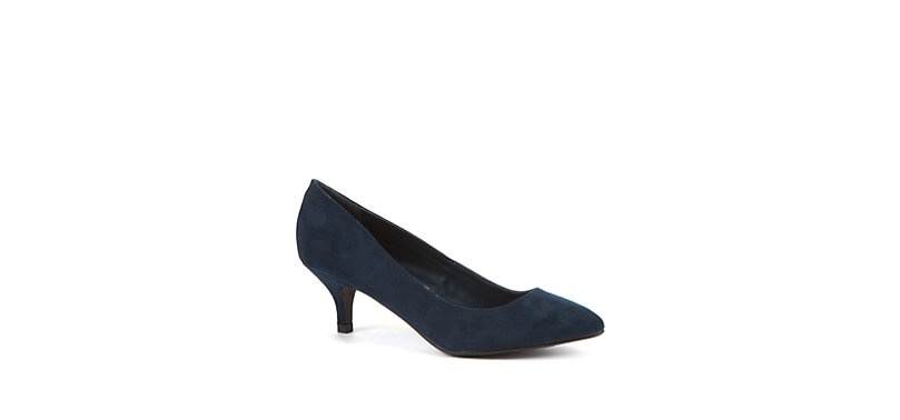 New Look - navy pointed