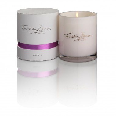 Timothy Dunn Candles_ROSE-whte